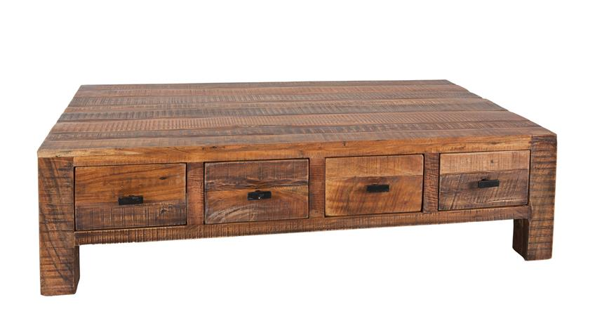 couchtisch guru 6625 in akazie massiv forest 135x75 cm von wolf m bel. Black Bedroom Furniture Sets. Home Design Ideas