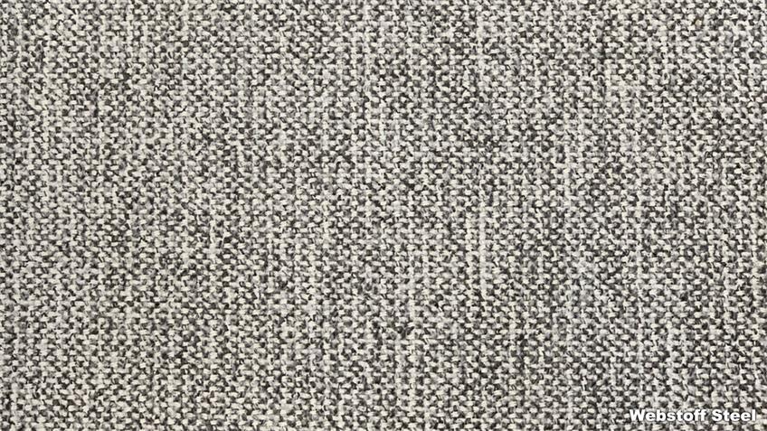Ecksofa TAOO Polstermöbel in Steel grau von W. Schillig