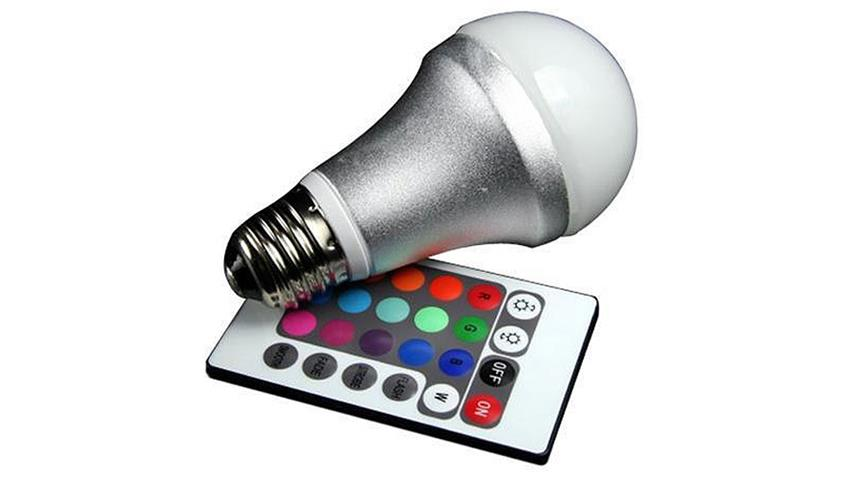 LED-Lampe MULTICOLOR