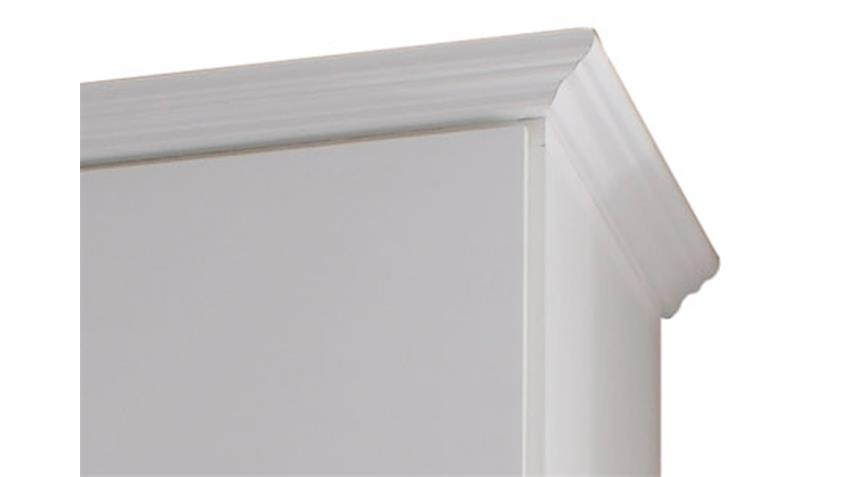 Kranzprofil für AMBROSIA Kleiderschrank 6-türig