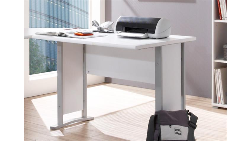 b ro set office line biz schreibtisch regal container wei. Black Bedroom Furniture Sets. Home Design Ideas