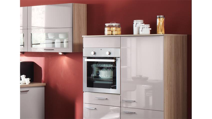 Nobilia Einbauküche, Küchenzeile inkl.Geschirrspüler - 771