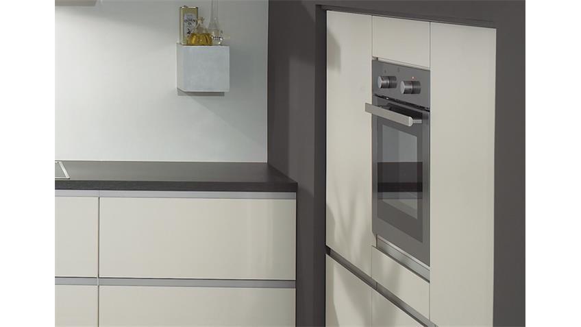 Nobilia Einbauküche in vielen Farben mit Geschirrspüler - 435