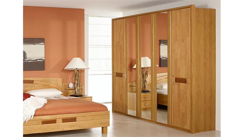 astra schlafzimmerset erle topas teilmassiv. Black Bedroom Furniture Sets. Home Design Ideas