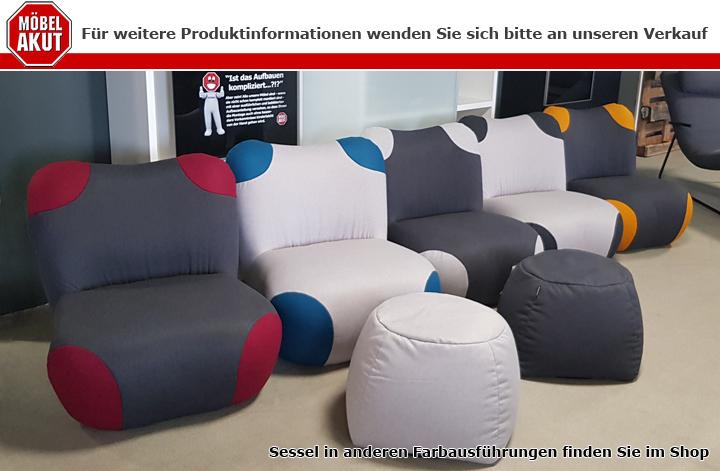 Sessel Pandabär Rolf Benz Freistil 171 Schwarzgrau Ecken Telegrau Ebay