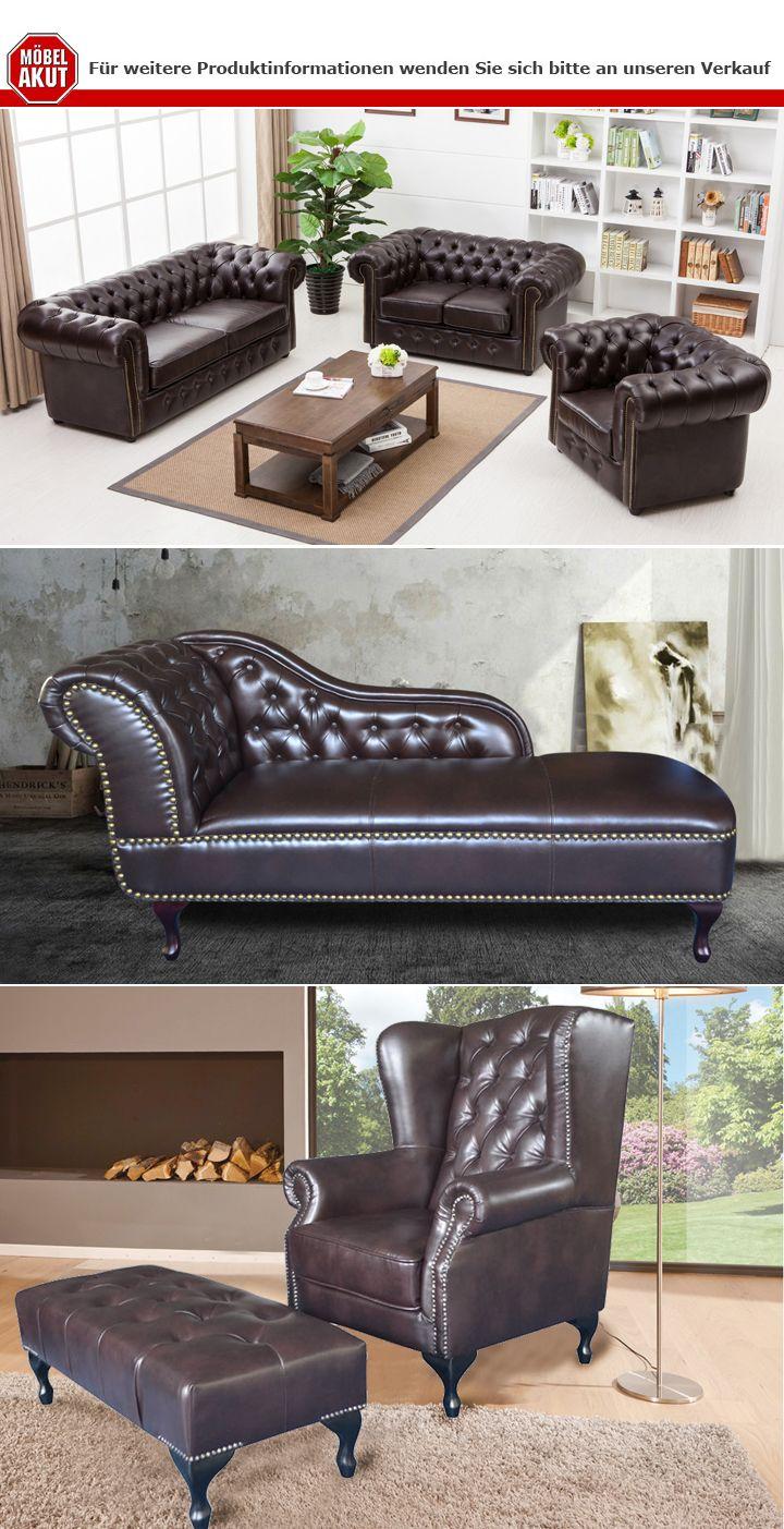 speisesofa tischsofa chesterfield sofa k chensofa 2 sitzer dunkelbraun gl nzend ebay. Black Bedroom Furniture Sets. Home Design Ideas