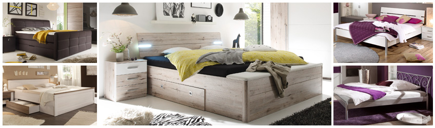 bettgestelle im onlineshop g nstig kaufen maximal m bel. Black Bedroom Furniture Sets. Home Design Ideas