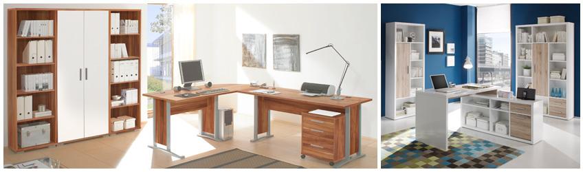 Büro-Sets bei Maximal Möbel