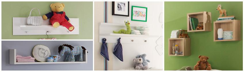 Kinderzimmer-Regale mit Maximal Möbel