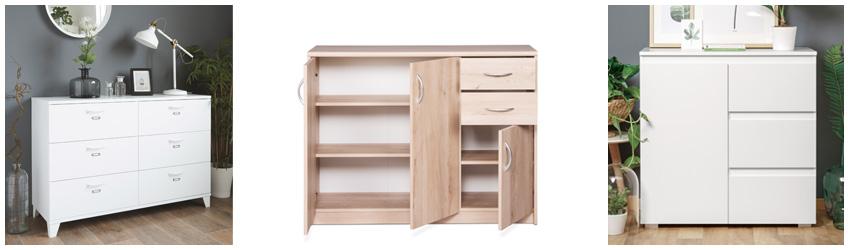 Schlafzimmer-Kommoden bei Maximal Möbel