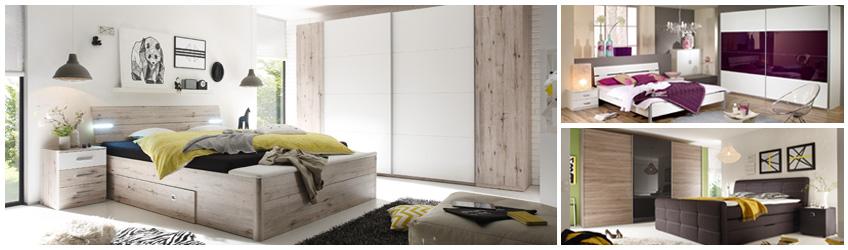 Schlafzimmer-Sets bei Maximal Möbel