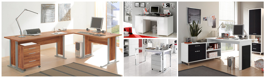Schreibtische bei Maximal Möbel