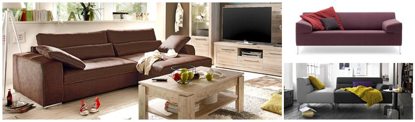 Sofas bei Maximal Möbel