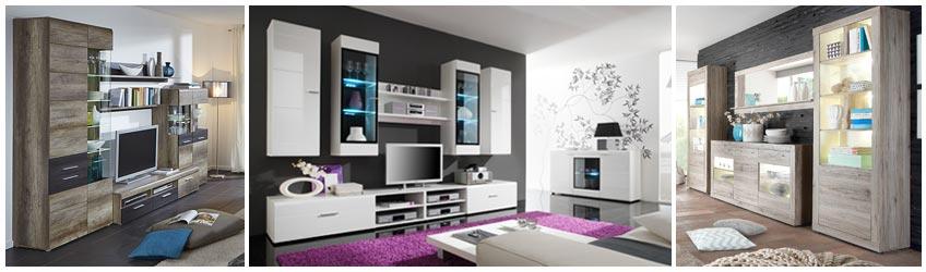 Wohnwände bei Maximal Möbel