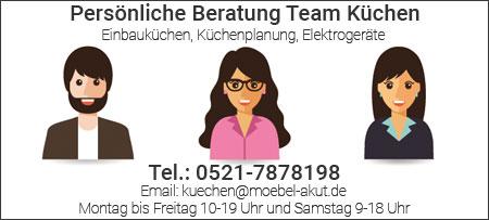 Einbauküchen bei Möbel AKUT GmbH