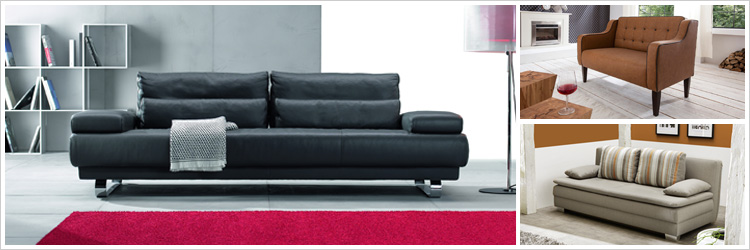 das passende zweiersofa moebel. Black Bedroom Furniture Sets. Home Design Ideas