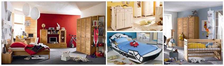 Kinderzimmermöbel  Kinderzimmermöbel - Günstig online kaufen | Möbel Akut GmbH