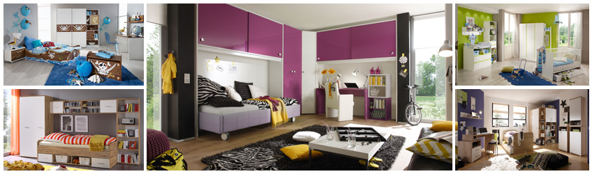 sch ne kinderzimmersets g nstig kaufen moebel. Black Bedroom Furniture Sets. Home Design Ideas