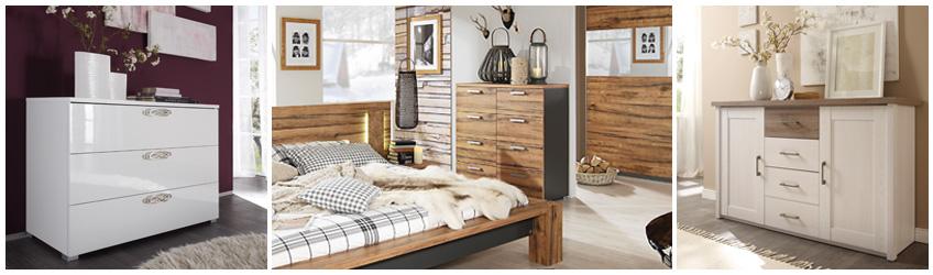 kommoden g nstig online kaufen moebel. Black Bedroom Furniture Sets. Home Design Ideas