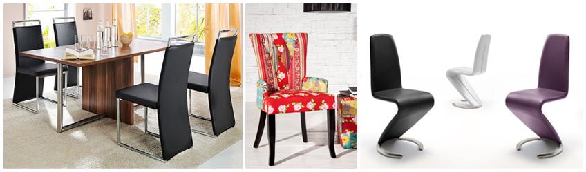 Esszimmerstühle bei Möbel AKUT