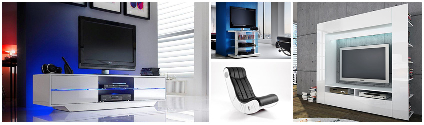 tv hifi m bel preiswert online auf moebel. Black Bedroom Furniture Sets. Home Design Ideas