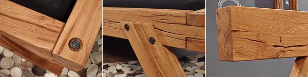 balkenbett genji doppelbett bett in wildbuche massiv ge lt 180x200 cm. Black Bedroom Furniture Sets. Home Design Ideas