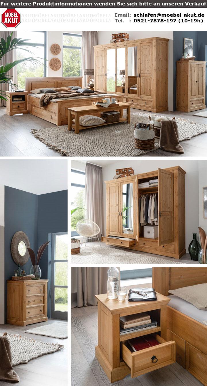 Schlafzimmerprogramm Garo