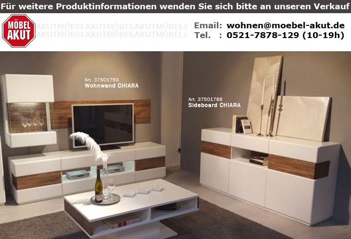 Wohnzimmer-Programm CHIARA