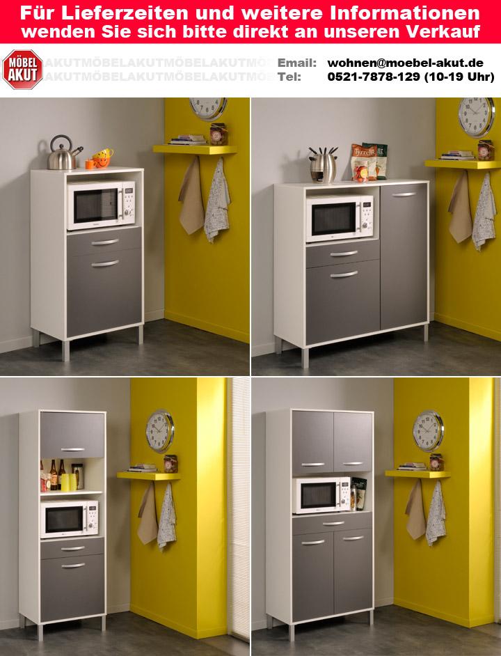 kuchenschrank fur mikrowelle. Black Bedroom Furniture Sets. Home Design Ideas
